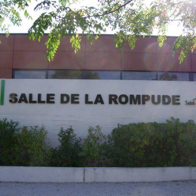 Salle de la Rompude